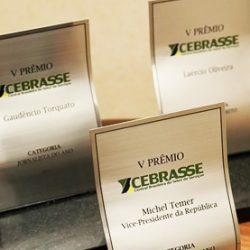 V Prêmio Cebrasse do Setor de Serviços