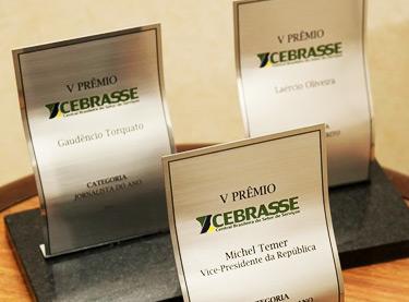 5° Prêmio Cebrasse – 2015