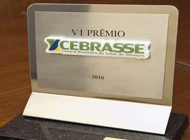 6° Prêmio Cebrasse – 2016