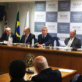 Reunião do setor com o tributarista Gastão Toledo