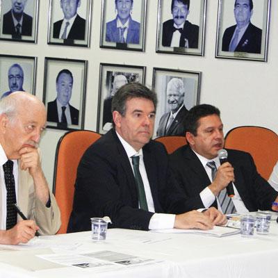 8ª Reunião de Diretoria CEBRASSE