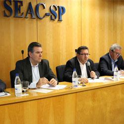 1ª Reunião de Diretoria da Cebrasse de 2019
