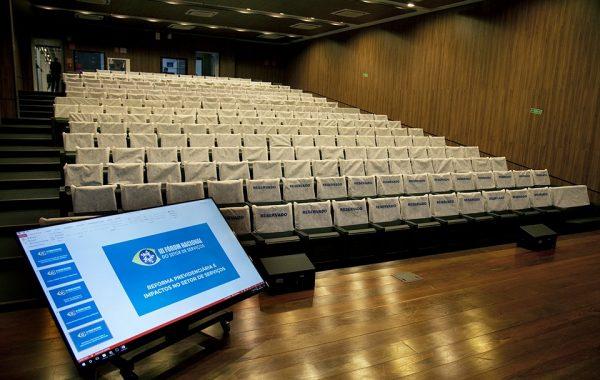 3º Fórum Nacional do Setor de Serviços, Reformas Previdenciária e Tributária – CEBRASSE
