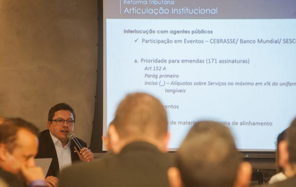 Palestra E-social com Dr. Tânia Gurgel e Reunião de Diretoria sobre a Reforma Tributaria