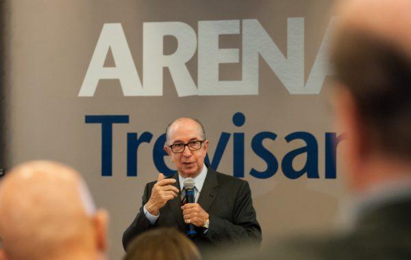 Reunião de Diretoria da Cebrasse com palestra do Secretário Especial da Receita Federal, Marcos Cintra