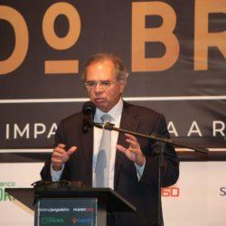 Em palestra no Ceará, Guedes defendeu imposto sobre movimentações financeiras