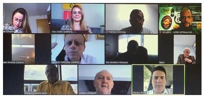 Febrac promove reunião semanal do Comitê da gestão de crise do Covid-19