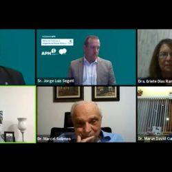Segeti participa de webinar da Associação Paulista de Medicina sobre reforma tributária